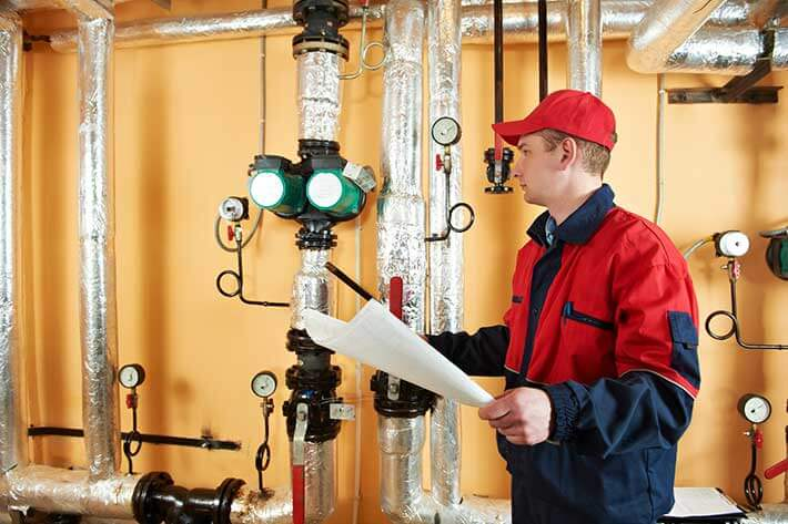 Heating Maintenance Technician In Spring Lake NJ